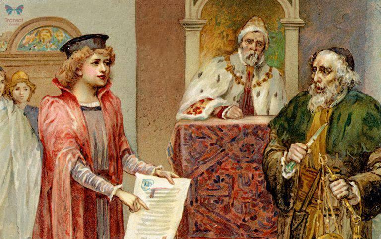 أين كان الترانس في العصور الوسطى؟