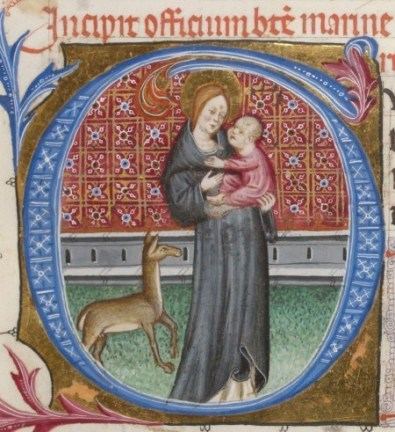 St-Marinos-the-Monk-with-Child