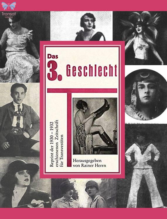 """التاريخ المنسي للترانس: """"مجلة الجنس الثالث"""""""